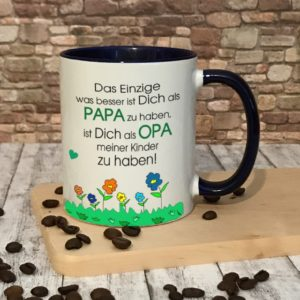 Weihnachtsgeschenke für den Opa
