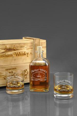 Geschenk für Whisky Liebhaber